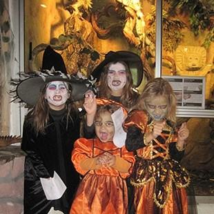 Spooktaculaire Halloween