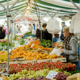Wagnerplein markt